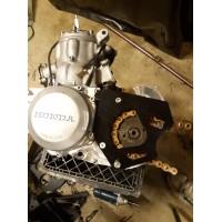 Honda TRX250R Case Saver FOR BILLET CASES