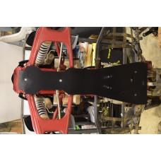 Honda 450R 06-14 Full Belly Frame Skid Plate