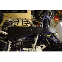 Suzuki LTR 450 Full Belly Frame Skid Plate